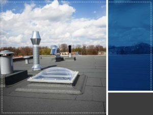 A Look at Flat and Pitched Roofing